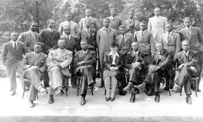 Symposium to celebrate the 75th anniversary of the 5th Pan-African Congress in Manchester