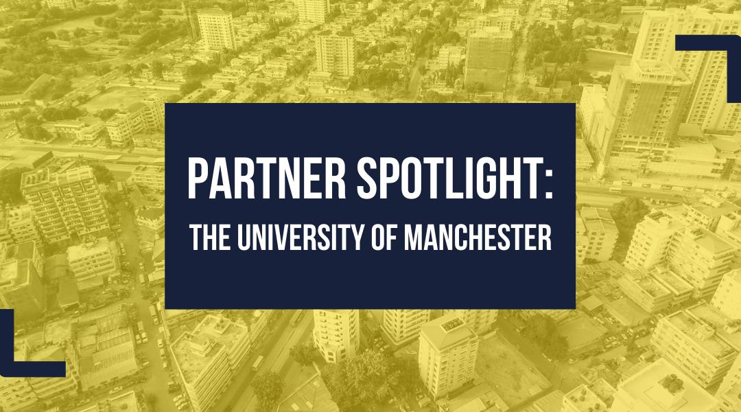 Partner Spotlight: The University of Manchester